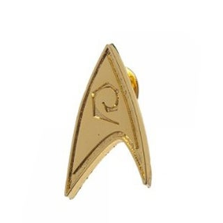 Star Trek Lapel Pin Engineering