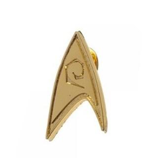 Star Trek Lapel Pin Engineering