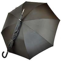 The Indestructible Umbrella Standard Model Walking Stick Curved Handle Defense
