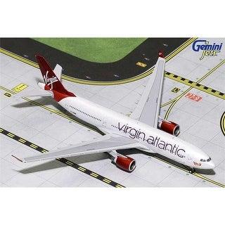 Gemini Jets GJ1763 Virgin Atlantic Airbus A330-200 G-VMIK Scale 1-400