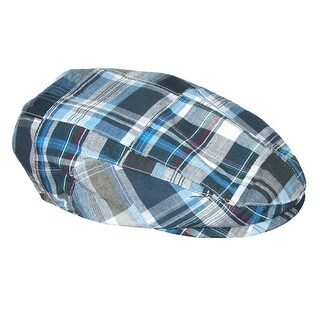 Stetson Men's Plaid Madras Ivy Cap