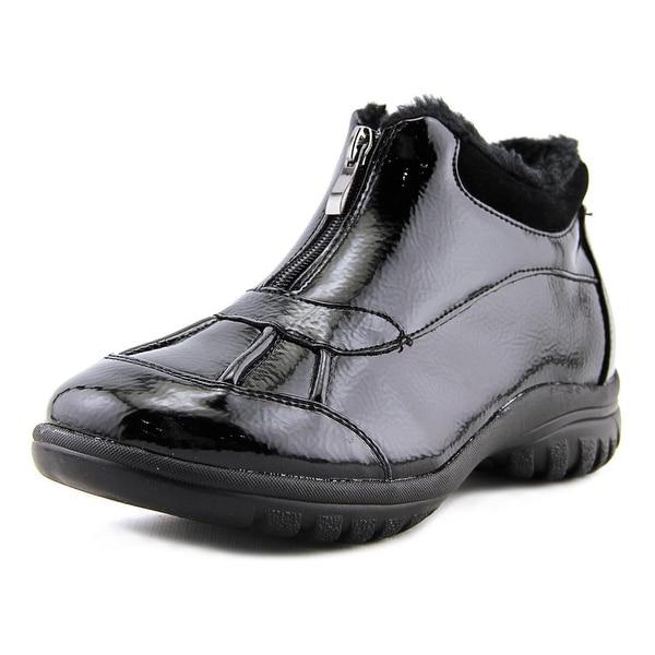 Wanderlust Ada Women Black Snow Boots