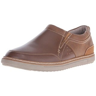 Nunn Bush Mens Alec Leather Memory Foam Loafers - 7 medium (d)