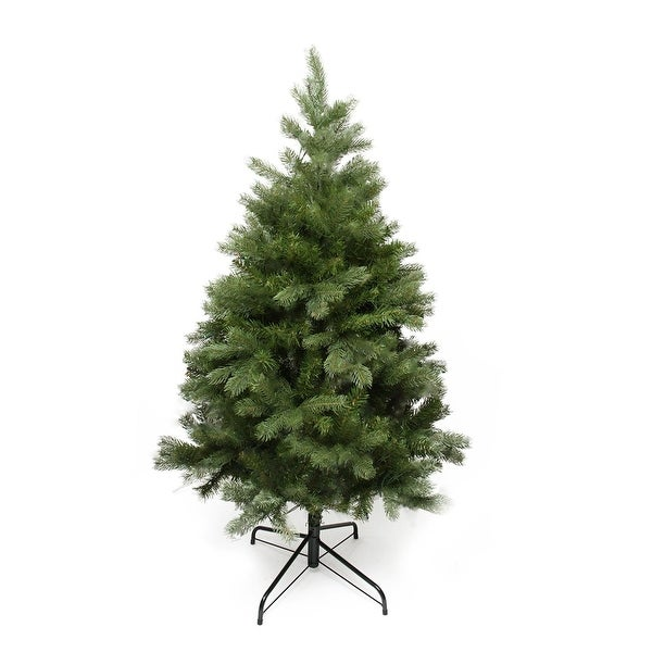 4' Noble Fir Full Artificial Christmas Tree - Unlit