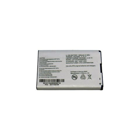 Replacement Battery for ZTE Li3715T42P3h654251 (Single Pack) Replacement Battery