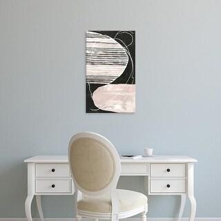 Easy Art Prints Jennifer Paxton Parker's 'Optimism I' Premium Canvas Art