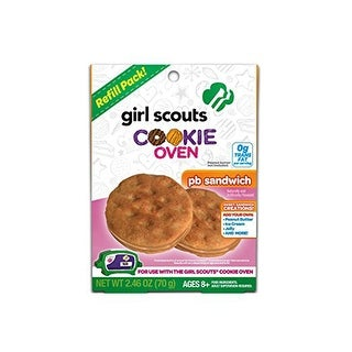 Girl Scouts Cookie Oven Refill Kit: PB Sandwich - Multi