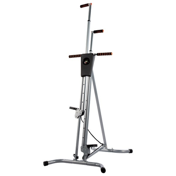 ZELUS Folding Vertical Stair Climber Exercise Machine. Opens flyout.