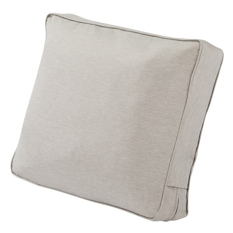 Classic Accessories Montlake FadeSafe Patio Lounge Chair/Loveseat Back Cushion