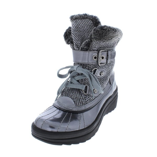 123108dabf6 Shop Anne Klein Sport Womens Gallup Booties Winter Ankle - Free ...
