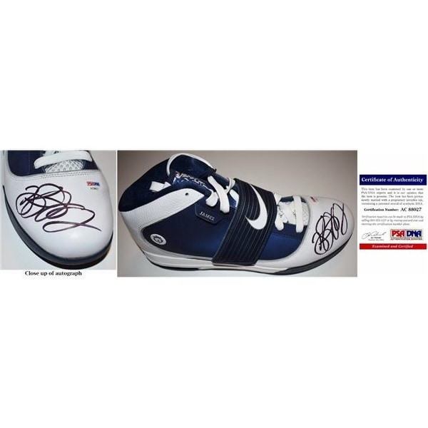 30c0dd7683e7 Shop Kyle Singler Signed - Autographed Duke Blue Devils Game Issued Sho -  Free Shipping Today - Overstock - 23828753