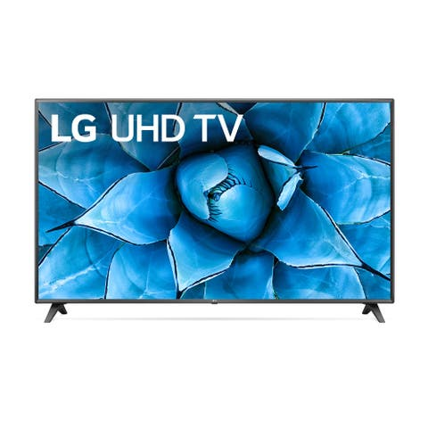 "LG 75UN7370PUE 75"" 4K Smart LED TV - Black - 60 Inches & Over"