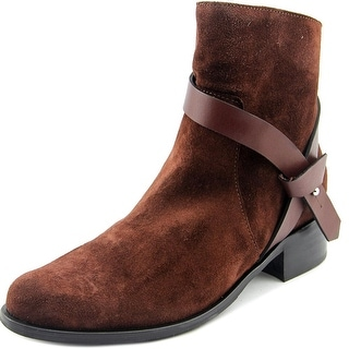 Charles David Genni Women  Round Toe Suede  Ankle Boot