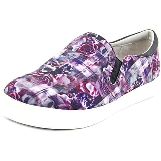 Circus by Sam Edelman Cruz Women Round Toe Canvas Purple Sneakers