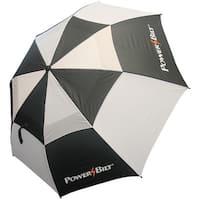 "PowerBilt 62"" Wind Cutter Dual Canopy Umbrella"