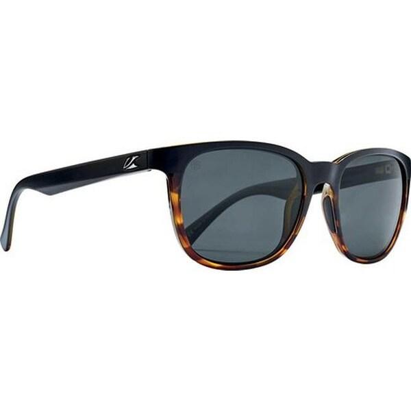 0403b549a7a Shop Kaenon Calafia Polarized Sunglasses Matte Black  Tortoise Grey - US  One Size (Size None) - Free Shipping Today - Overstock.com - 25697534