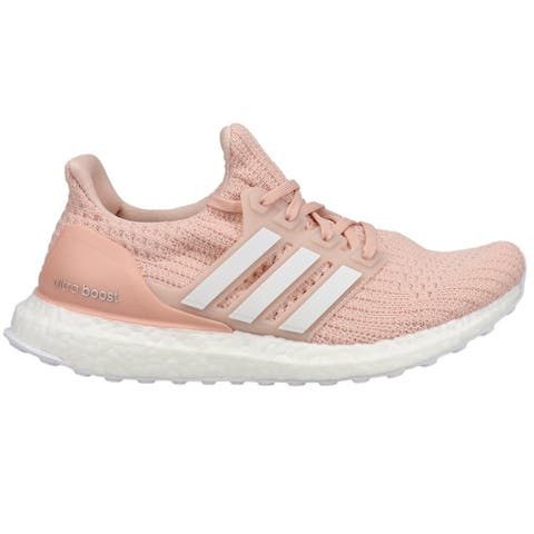 adidas Ultraboost Ultra Boost Womens Running Sneakers Shoes - Pink