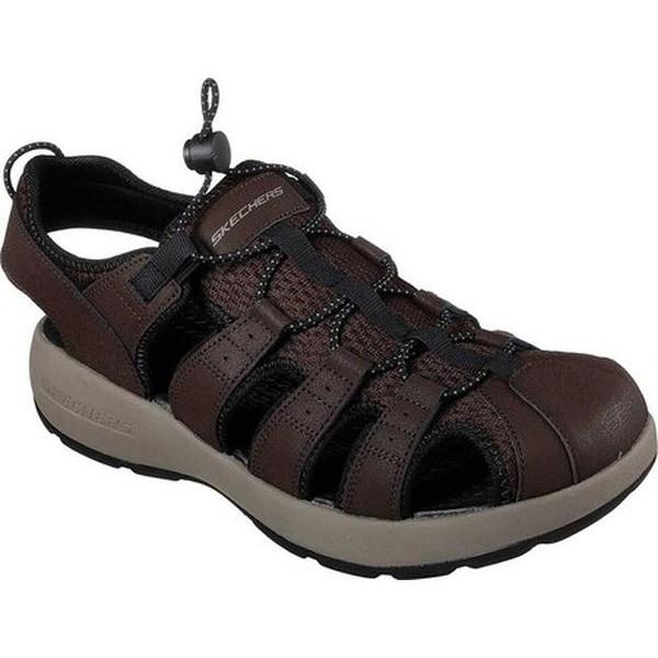 Shop Skechers Men S Melbo Journeyman 2 Fisherman Sandal