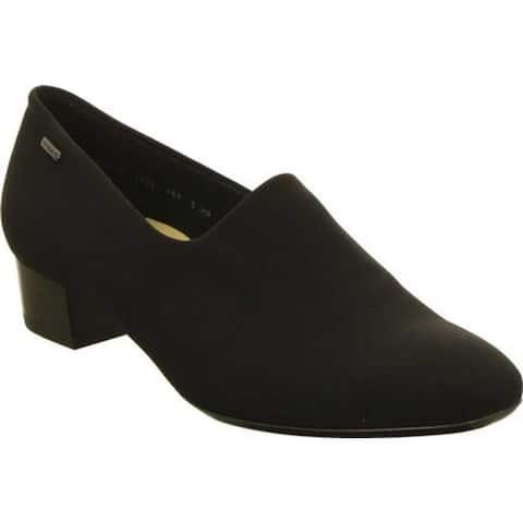 ara Women's Mel 46815 Rain Shoe Black Fabric