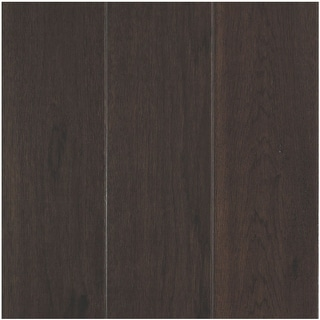 """Mohawk Industries BCK20-HIC  7"""" Wide Engineered Hardwood Flooring - Handscraped Hickory Appearance- Sold by Carton (35.04"""