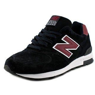 New Balance M1400 Men Round Toe Suede Sneakers