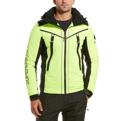 Superdry Downhill Racer Padded Coat