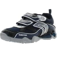 Geox Boys Jr Light Eclipse Fashion Light Up Sneakers