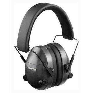 Champion 40974 champion electronic ear muffs 25db black