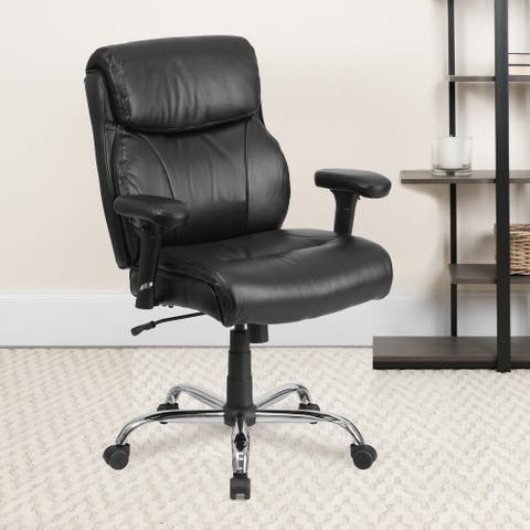 Big & Tall Swivel Ergonomic Task Office Chair