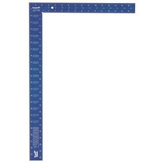 Empire 1190 Professional Tongue Framing Square,Aluminum