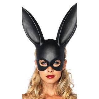 Bondage Bunny Mask, Rabbit Mask - One Size Fits most (2 options available)