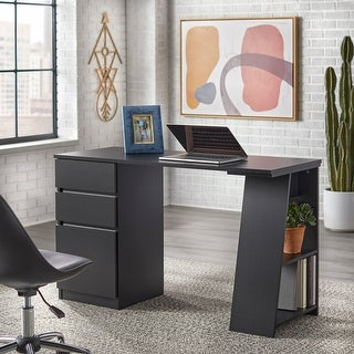 Link to Simple Living Como Modern Writing Desk Similar Items in Home Office Furniture