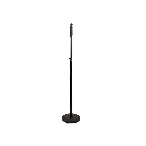 Monoprice Microphone Stand with Hand-Clutch and Solid Base