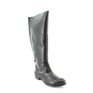 Isaac Mizrahi Live! Betsy Women's Boots Black