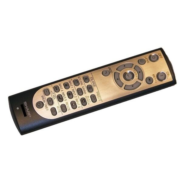 OEM Sharp Remote Control: XGP25, XG-P25, XGP25X, XG-P25X