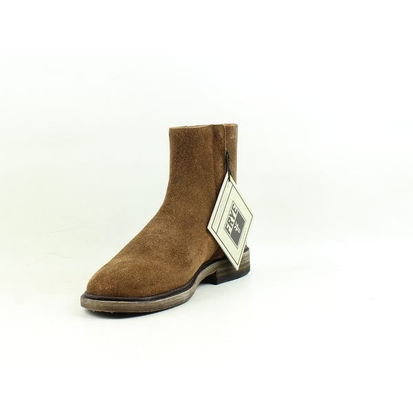save off new high quality premium selection Shop Frye Mens Chris Brown Ankle Boots Size 8 - On Sale ...