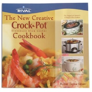 Crock-Pot CB10-6-PIL Slow Cooker Recipe Book, 100 Recipe