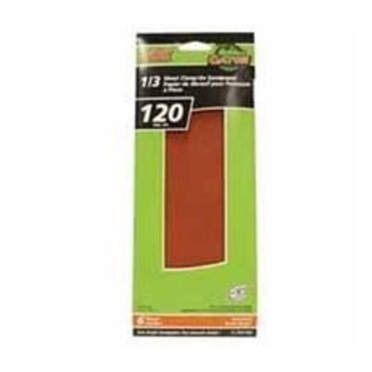 Gator 5141-012 Resin Bonded Power Sanding Sheet, 9