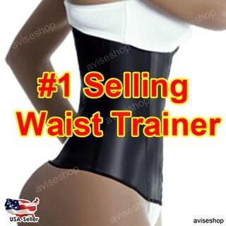 Workout Body Shaper  Waist Trainer Cincher Underbust Corset Slim