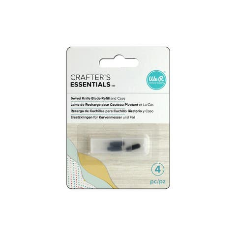 We R Memory Essentials Swivel Knife Replace Blade