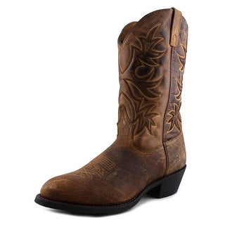 "Laredo 12"" Shoulder Round Toe   Round Toe Leather  Western Boot"
