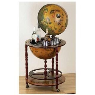 Kassel Kassel 17-1/2 quot; Diameter Italian Replica Globe Bar