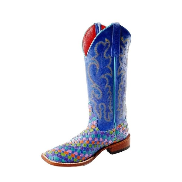 Macie Bean Western Boots Womens Queen Awesome Tuitti Fruitti