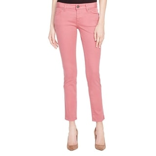 DL1961 Womens Angel Colored Skinny Jeans Ankle Cigarette