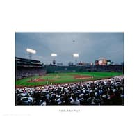 ''The Fenway'' by Ira Rosen Stadiums Art Print (13 x 19 in.)