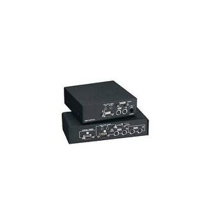 Black Box Acu2028a Servswitch Kvm Over Catx Dual-Access Extender Kit