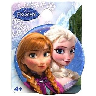 "Disney's Frozen 1.5"" Button: ""Elsa & Anna"""