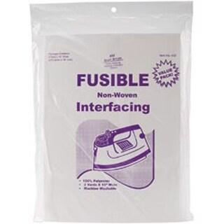 """15""""X3yd - Fusible Non-Woven Interfacing"""