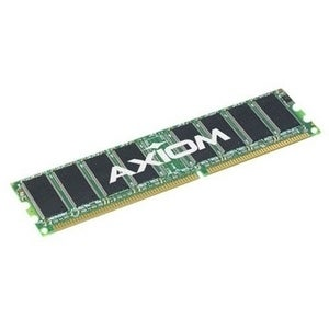 """Axion A0740413-AX Axiom 1GB DDR SDRAM Memory Module - 1GB (1 x 1GB) - 400MHz DDR400/PC3200 - Non-ECC - DDR SDRAM - 184-pin"""