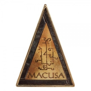 Fantastic Beasts And Where To Find Them M.A.C.U.S.A. Lapel Pin